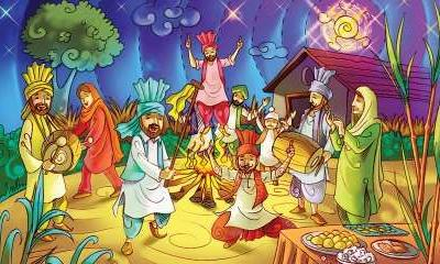 Celebrating Lohri: The festival is a symbol of the element, fire