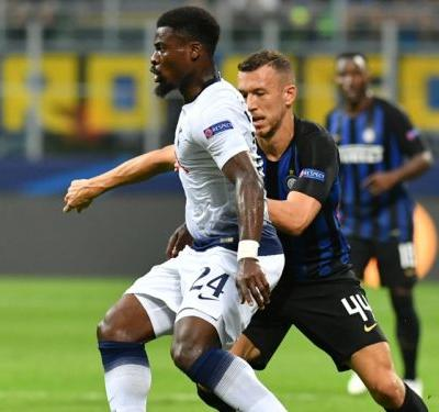 Tottenham's Aurier calls for focus after Champions League defeat to Inter Milan