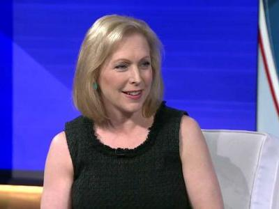 Sen. Gillibrand says she would 'restore moral leadership on world stage' if elected president