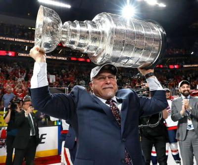 Islanders near deal to make Barry Trotz next coach