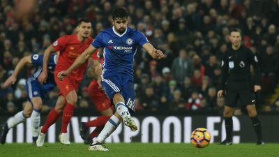 Klopp: I could never be friends with Diego Costa