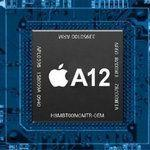 Next-gen iPhone A12 chips enter mass production