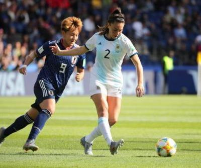 Watch: Argentina gets first-ever Women's World Cup point with draw vs. Japan