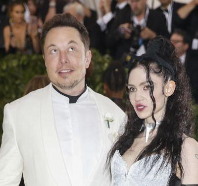 Elon Musk's ex-girlfriend Grimes tweeted 'Randomly, I am in China,' on the same day he launched his new Tesla Gigafactory in Shanghai