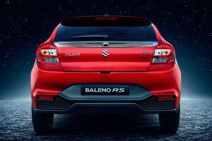 2019 Maruti Baleno RS Facelift Coming Soon