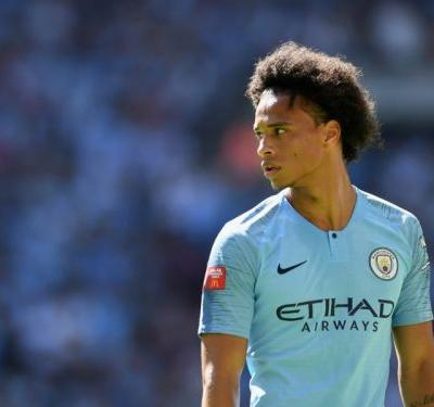 Guardiola 'happy' with Sane attitude despite dropping him from Man City squad