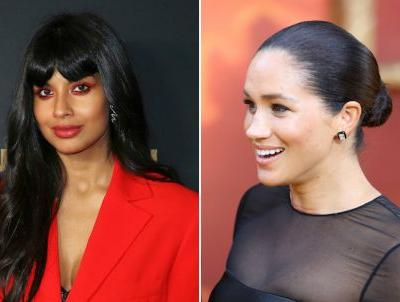 Jameela Jamil's Tweet About Meghan Markle Being Bullied By Media Makes Several Points