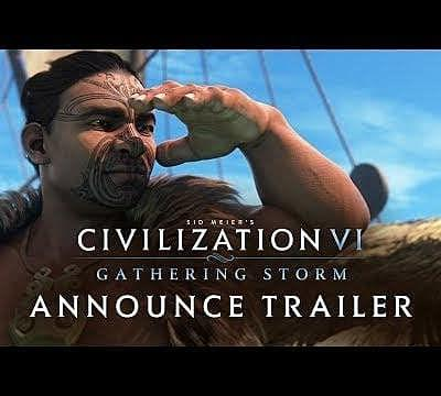 Civilization 6's Second Expansion Focuses on the Natural World