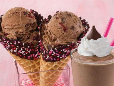 Baskin-Robbins' February 2019 Menu Features Valentine's Day Flavors & Free Samples