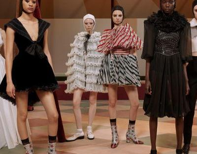 Paris Couture Week highlights, Burberry's latest campaign, and more fashion news