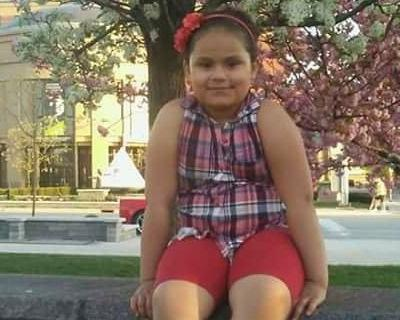 8-year-old girl killed by car while taking food to homeless
