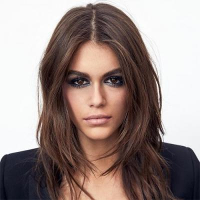 Kaia Gerber is crowned the new face of YSL Beauté
