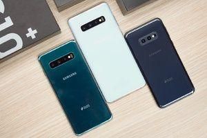Samsung Galaxy S10 camera gets native QR code scanning in new software update