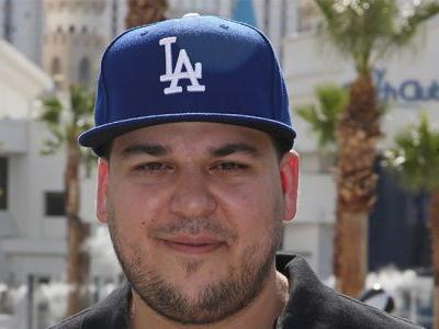 Rob Kardashian Shares New Photo of His Daughter Dream - and Her Smile Is the Cutest!