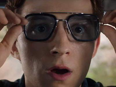What The Mysterious Sign At The End Of Spider-Man: Far From Home Might Mean