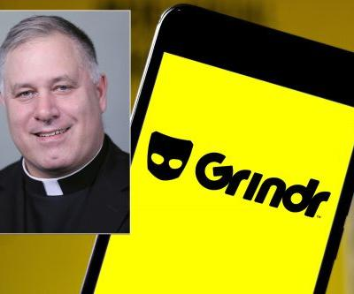 Top Catholic priest resigns after phone data tracked to Grindr