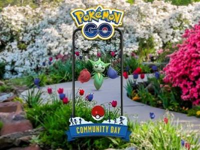 Roselia will be in the spotlight for Pokémon Go Community Day
