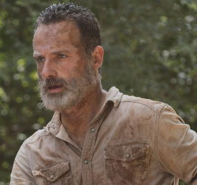 'The Walking Dead' says goodbye to Rick on an emotional cliffhanger and fans are a bit divided
