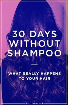 30 Days With No Shampoo: What Washing With a Cleansing Conditioner is Really Like