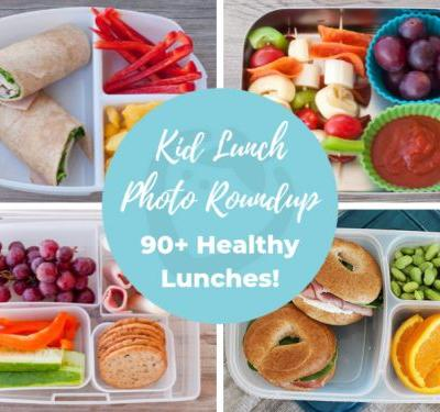 Kid Lunchbox Photo Roundup