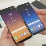 Samsung rolls out Galaxy S8 November security patch update