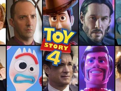 Toy Story 4: Complete Voice Cast & Character Guide