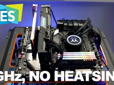 CES 2019: AORUS stays cool at 5ghz