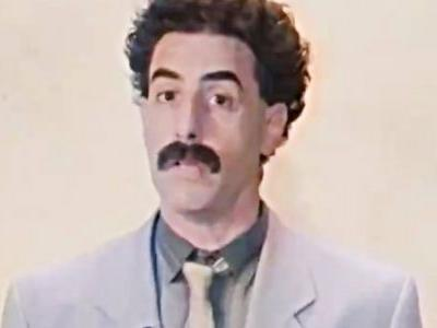 Borat Releases Statement on Rudy Giuliani Following Subsequent Moviefilm Controversy