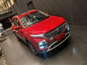 MG Hector Set To Launch On June 27