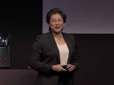 AMD stock crashes 22% after earnings, but CEO is confident