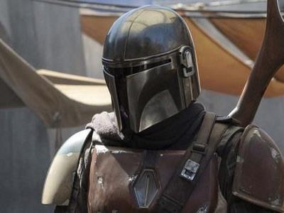 Star Wars' The Mandalorian Reveals First Look At Carl Weathers' And Gina Carano's Characters