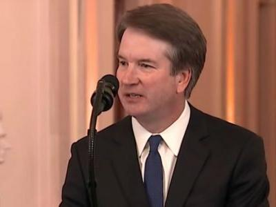 White House: SCOTUS Nominee Kavanaugh Racked Up Credit Card Debt Buying Baseball Tickets, Paid It Off
