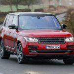 2017 Range Rover SVAutobiography Dynamic - First Drive Review