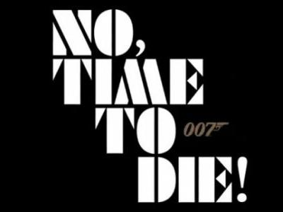 'Bond 25' Becomes 'No Time To Die'