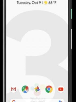 Google Pixel 3 Shows Up In Apparent Official Renders