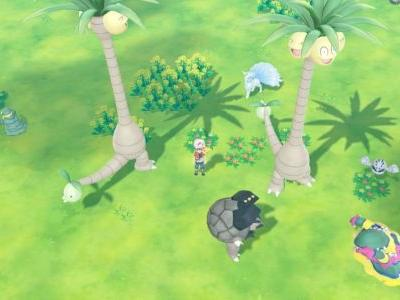 How to connect Pokemon Go to Pokemon Let's Go on the Nintendo Switch to get Meltan