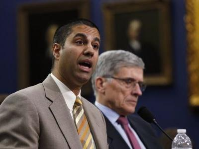 The FCC is voting to repeal net neutrality