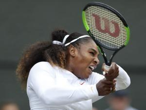 Serena Williams set to 'be a contender to win Grand Slams'