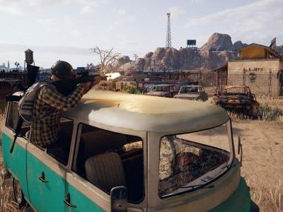 Better late than never? PUBG rated for PlayStation 4