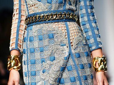 Sound The Alarm: Balmain Accessories Are Coming