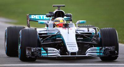 Mercedes-AMG W08 EQ Power+ Ready To Defend Its F1 Championship