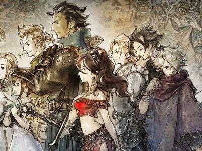 Developers thank the community for Octopath Traveler's runaway success