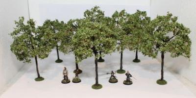 Tutorial: How to make wargaming trees