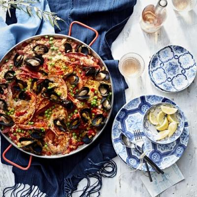 5 Pro Tips for Making the Perfect Paella