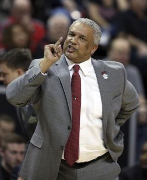 UNLV fires basketball coach Menzies after 3 seasons