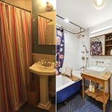 These Small Bathroom Before and Afters Will Make Your Jaw Drop