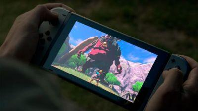 Nintendo Switch Game File Sizes Revealed