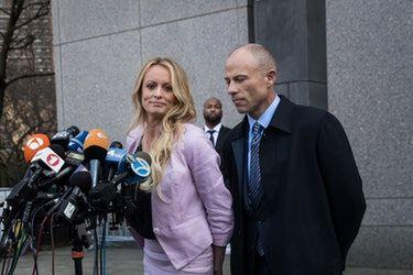 Does Stormy Daniels Have Evidence Of An Affair With Trump? Her Lawyer Says There's A DVD