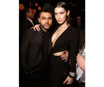 Bella Hadid and The Weeknd Kissed, and This Time, We Have the Receipts to Prove It