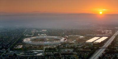 Apple's spaceship campus officially named Apple Park; auditorium is Steve Jobs Theater